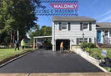 Asphalt Paving Contractors Blawenburg