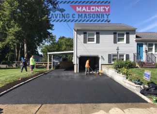 Asphalt Paving contractor in Somerset, Franklin