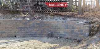 masonry walls New Jersey