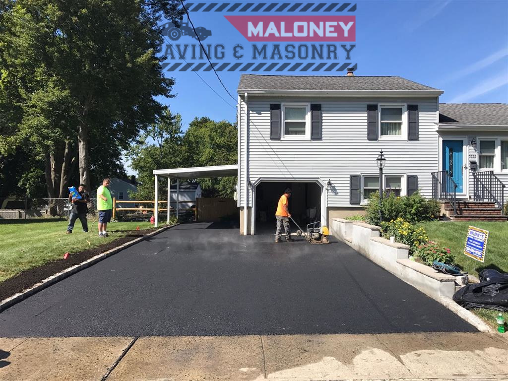 Asphalt Paving Contractor Bedminster