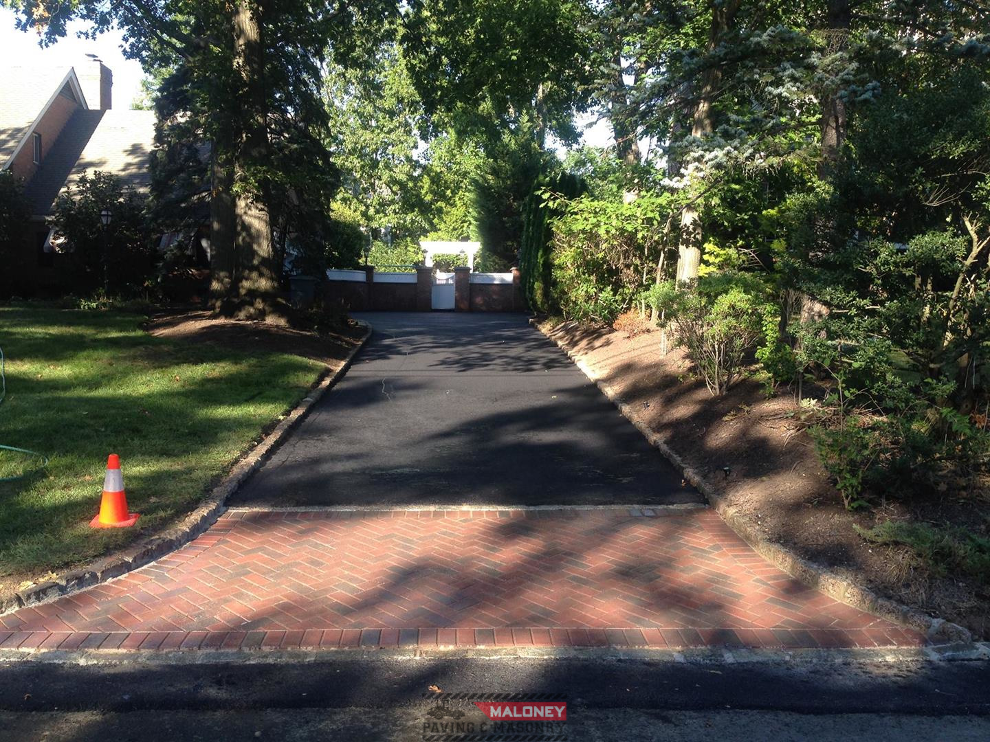 Asphalt Paving Driveways Liberty Corner