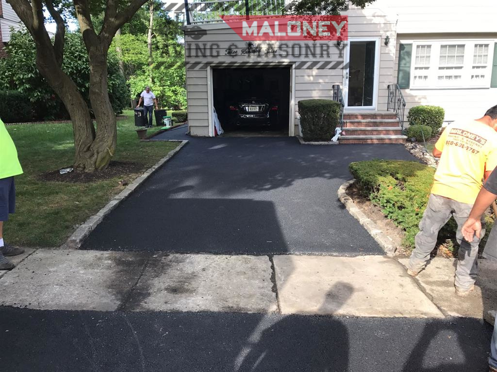 Asphalt Paving for Basking Ridge