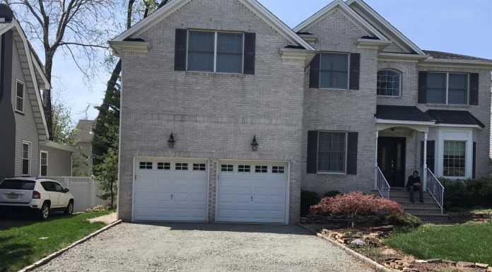 Asphalt driveway replacement Cranford, NJ