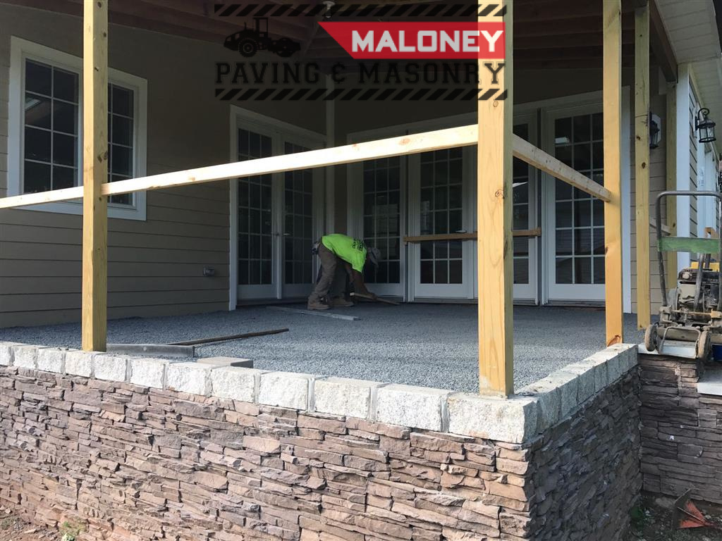 Masonry Repairs Kingston, Somerset County