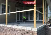 Masonry Repairs in South Bound Brook