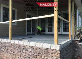 Masonry Repairs in Bridgewater