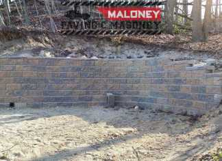 Masonry Repairs in Blawenburg