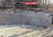 Masonry Repairs in Blawenburg