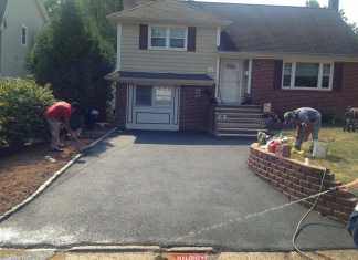 Asphalt Paving Company Mountainside