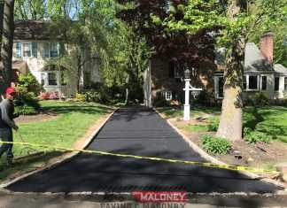 Driveway Paving Company Roselle