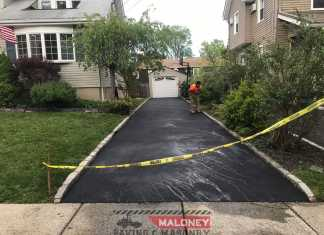 Driveway Paving Installations Plainfield