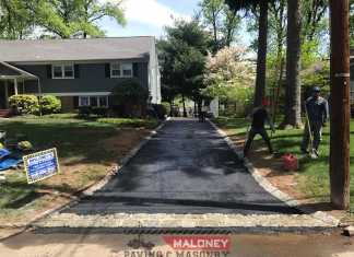 Driveway Paving Installations Berkeley Heights