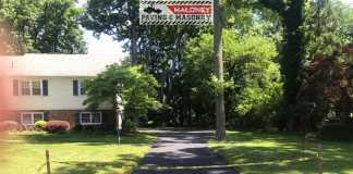 Asphalt Paving Knollwood Ter, Westfield. NJ