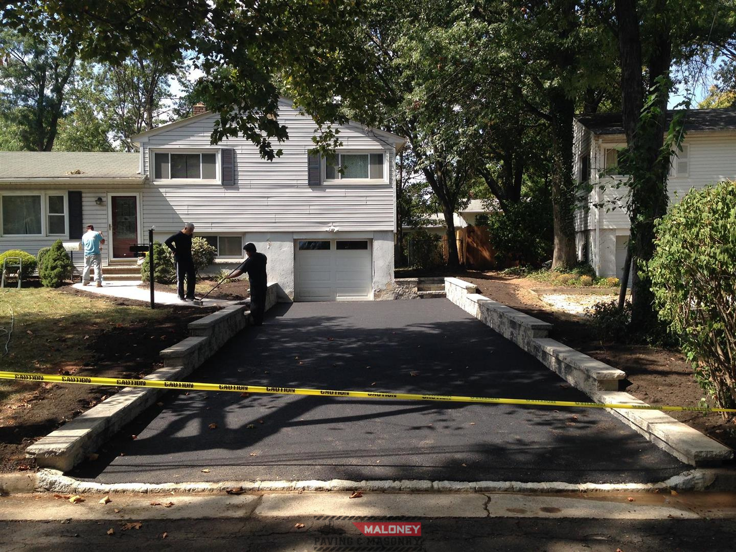 Driveway Paving in Winfield Township, NJ