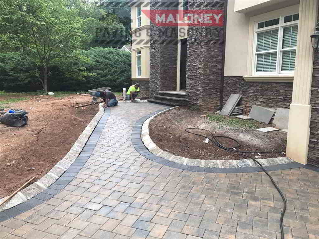 Interlock Pavers Union County