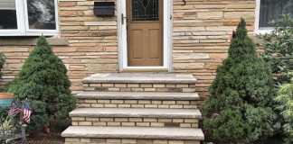 Steps Built In Livingstone, NJ