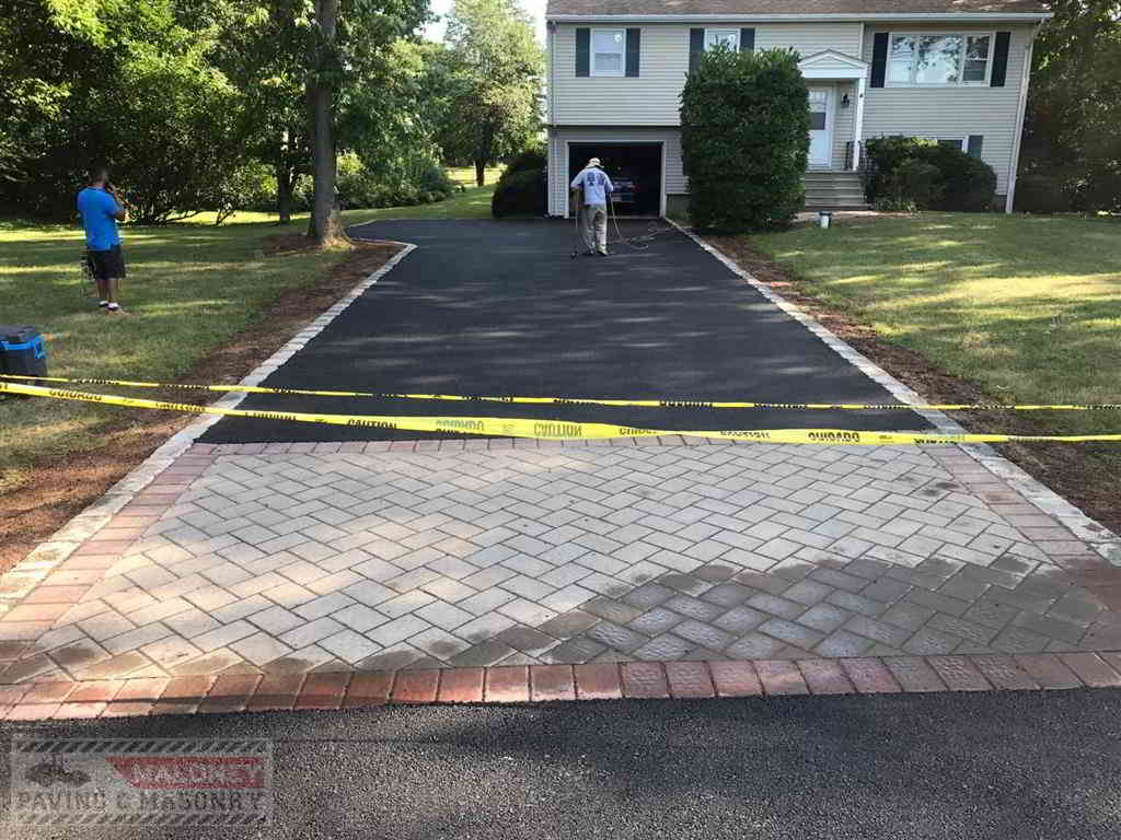 Paver Apron Union County
