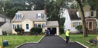 Asphalt Replacement Livingstone, NJ