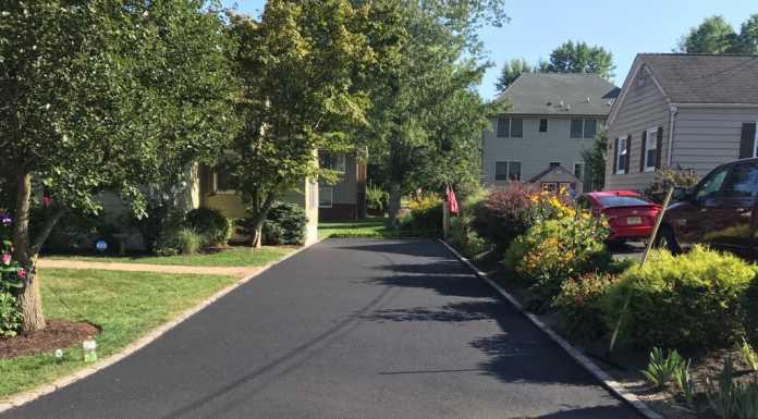 Asphalt Driveway Berkeley Heights, NJ