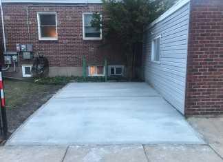 Concrete Driveway in Fairview, NJ